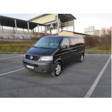 Volkswagen Transporter 2.5TDI 96kw LONG 9-MÍST