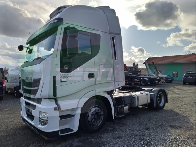Iveco Stralis AS440S46 A/T EEV LOWDECK
