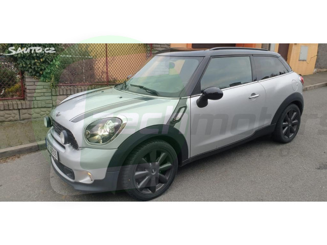 Mini Paceman S ALL4 1.6T 135KW A/T